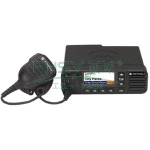 摩托罗拉车载台,4行彩屏、蓝牙、短信(1-25W),1000信道,XIR M8660(如需调频,请告知)