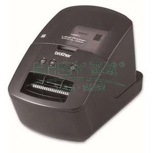 兄弟热敏电脑标签打印机,QL-720NW 适配DK耗材