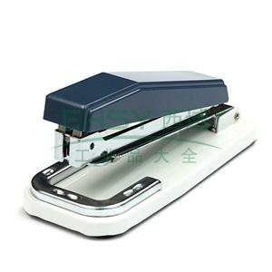 晨光 M&G 360°摇头订书机,ABS91627 装订能力20页 (蓝、黑,颜色随机) 单个