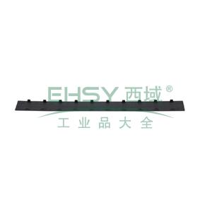 文仪易购 OAego 21孔装订胶圈 10mm (可装订<60张)(黑色) 100根/盒