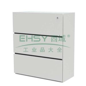 LMC03理想柜,880长*400宽*1000高,乳白色,0.7mm厚度