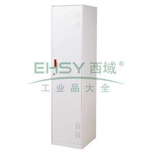 EU-601 Locker更衣柜,440长*500宽*1810高,乳白色,0.7mm厚度