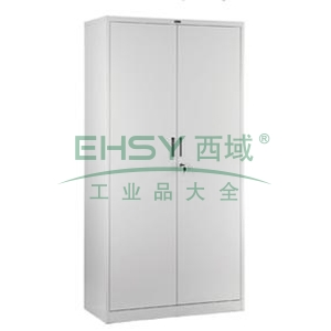開門柜,850寬*390深*1800高,灰白色,0.7mm厚度