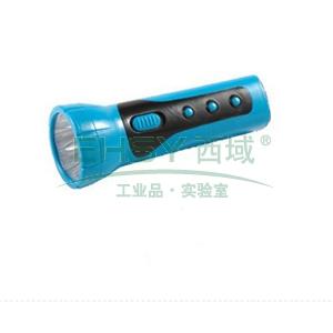 得力 LED充电式手电筒,3662 单位:个