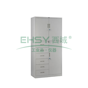 开门六斗单门柜, 1840×900×400mm,仅限上海地区