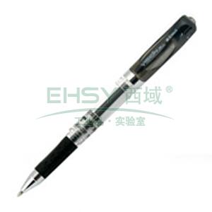 晨光中性笔,插盖式 0.7MM  GP-1111(黑色)配MG-6128笔芯(支)