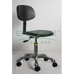 工作椅,PU聚氨酯发泡 调节高度410~550mm(散件不含安装)