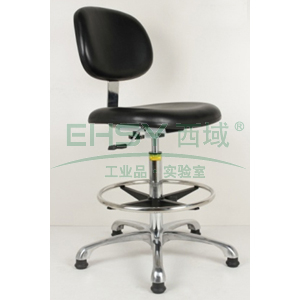 防静电工作椅,人造皮革 调节高度560~810mm(散件不含安装)