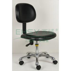 工作椅, 人造皮革 调节高度420~560mm(散件不含安装)