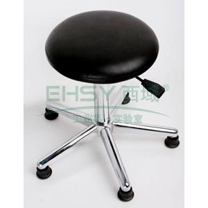 工作凳,人造皮革 调节高度380~520mm(散件不含安装)