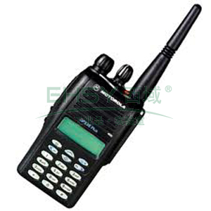 对讲机,摩托罗拉 键盘型无线电对讲机GP338Plus非防爆( 售完为止)