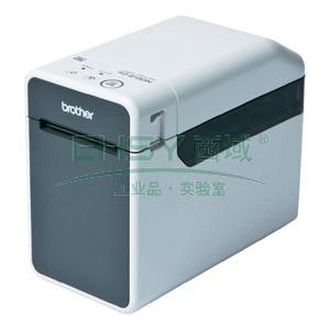 兄弟热敏电脑标签打印机,TD-2130N 适配RD-S05C1耗材