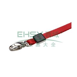 晨光 M&G 金属橄榄扣挂绳 AWT90987A 10mm (红色) 20根/包