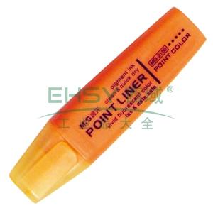 晨光 M&G 荧光笔 MG-2150 5.0mm (橙色)(支)