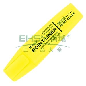 晨光 M&G 荧光笔 MG-2150 5.0mm (黄色) 12支/盒