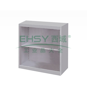 无门柜,900(W)x400(D)x900(H) 灰白