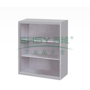 无门柜,900(W)x400(D)x1060(H) 灰白