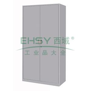 开门柜,900(W)x400(D)x1800(H)灰白