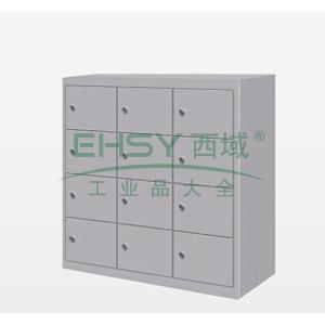 十二门鞋柜(带锁),900(W)x380(D)x900(H) 仅限上海