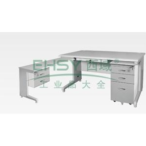 A型主管寫字桌,主桌:1600(W)x700(D)x740(H)側桌:1000(W)x450(D)x740(H)僅限上海