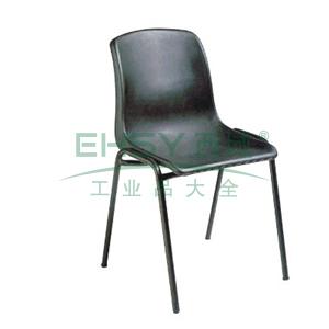 科高 防静电椅,椅面高430mm,不可调,COS-114(散件不含安装)