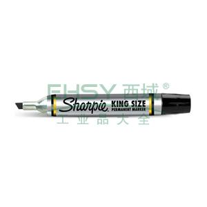 三福 方嘴記號筆,5mm-8mm 黑色 單支