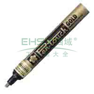 日本樱花 记号笔,油性记号笔,线幅2mm 金色 单支