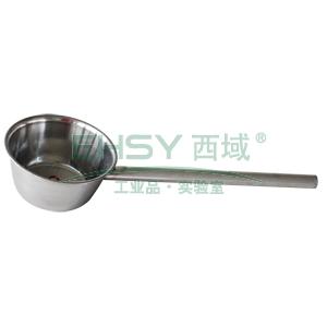 不锈钢水勺 101824 单位:个