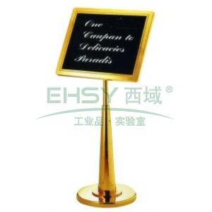 錐底指示牌,L600*W500*H1290,鈦金