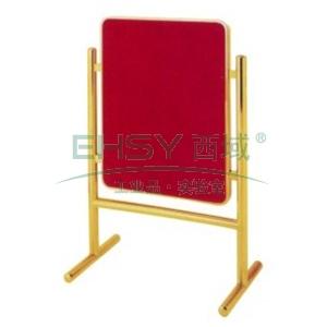 英式指示牌,L950*W668*H1400,鈦金