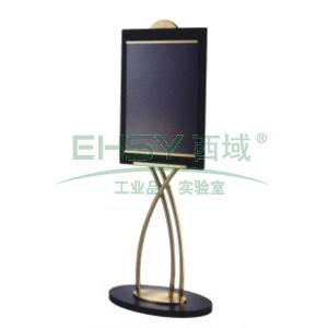 立式指示牌,L500*W740*H1550,鈦金