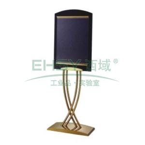 立式指示牌,L500*W760*H1550,鈦金