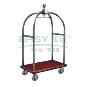 行李车砂钢银,L1140*W695*H1860,砂钢银 单位:个