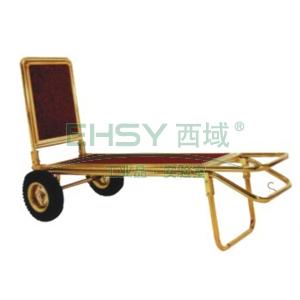 手推行李车,L500*W380*H1220,钛金 单位:个