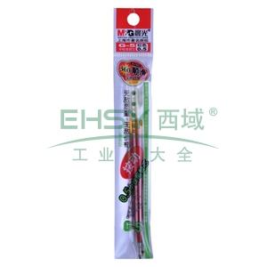 晨光 M&G 中性替芯 G-5 0.5mm (红色) 20支/盒