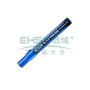 晨光 M&G 物流用单头记号笔 22903 (蓝色) 12支/盒