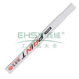 晨光 M&G 细油漆笔 AOMW0501 (白色) 12支/盒