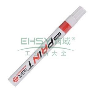 晨光 M&G 粗油漆笔 AOMW0601 (红色) 12支/盒