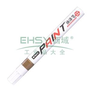 晨光 M&G 粗油漆笔 AOMW0601 (金色) 12支/盒