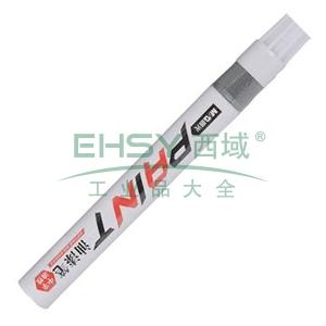 晨光 M&G 粗油漆笔 AOMW0601 (银色) 12支/盒