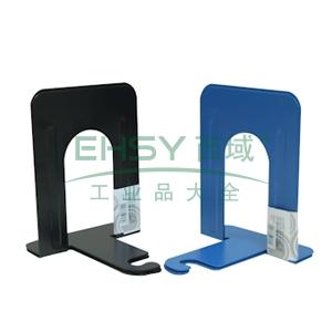 晨光 M&G 办公书立 ABS91706 6寸 (蓝、黑,颜色随机)
