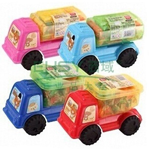 得力彩泥套装玩具(12色)  7033
