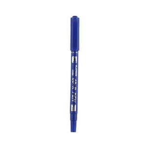 白金 CPM-29 记号笔 蓝色 单支