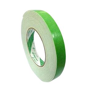 北极熊 SP-011 双面泡棉胶带 18MM*5M 绿色 单卷