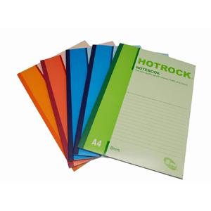 何如(Hotrock) N2080 无线装订本 A4 80页 5本/封