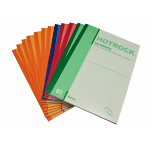 何如(Hotrock) N0050 无线装订本 6  50页 12本/封