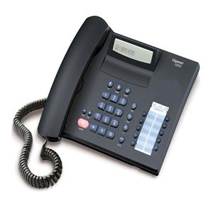 集怡嘉 電話機, 黑色,ES2025 C