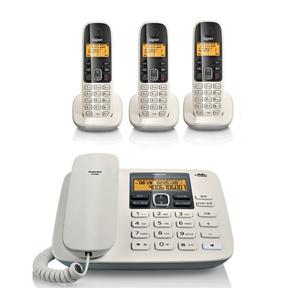集怡嘉 A280 电话机 白色