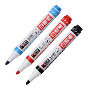 金万年 k-0607-003 白板笔  红色 单支