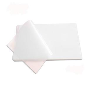 力晴 塑封膜,A4 12.5C 單位:盒